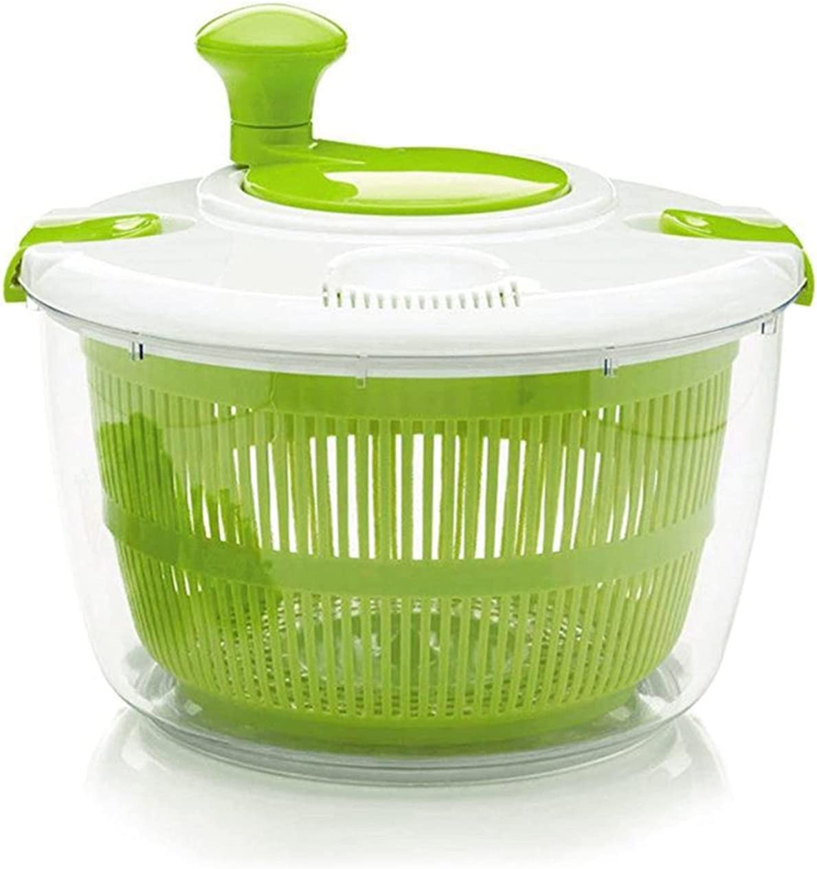 Salad Spinner 2021new shipping free shipping Manual Plastic Sa Big OFFicial store Vegetable Dehydrator
