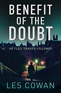 Cowan, L:  Benefit of the Doubt (A David Hidalgo novel)