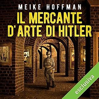 Il mercante d'arte di Hitler copertina