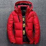 NSXKB Abrigo Caliente Casual otoño Soporte Collar Cuello Puffer...