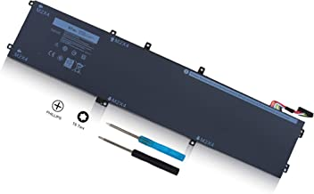 Shareway 6GTPY Laptop Battery Compatible with Dell XPS 9550 9560 9570 Precision 5510 5520 M5510 M5520 5XJ28 i7-7700HQ gpm03 [11.4V 97WH] - 12 Months Warranty!