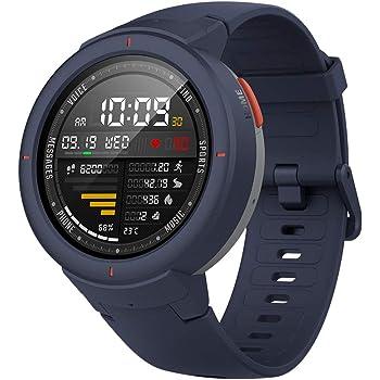 Amazfit Verge- Smartwatch Multisport con Alexa integrada, Bisel de ...