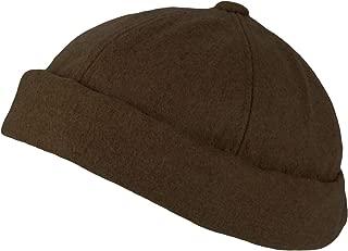 wool docker cap