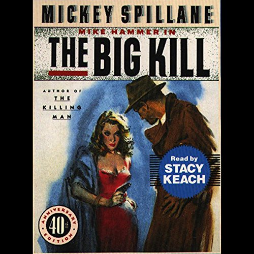 The Big Kill audiobook cover art