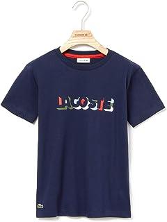 2b91a5d8d3c3 Lacoste - Tee-Shirt Enfant - TJ3290