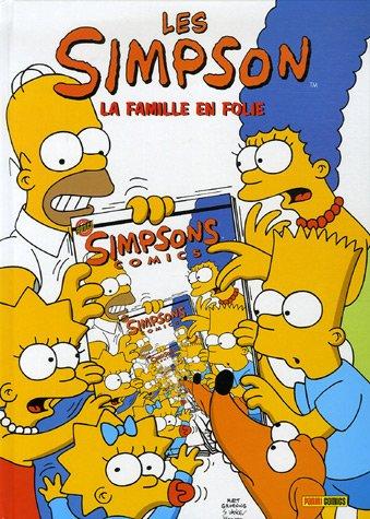 Les Simpson : La famille en folie