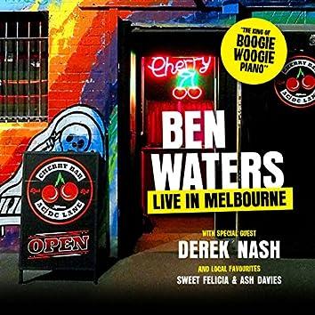 Live in Melbourne