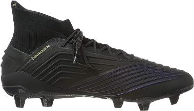 Adidas Predator 19.1 Fg Voetbalschoenen voor heren, kleur Rosso, maat 48