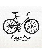 【アートデリ】自転車のウォールデコ インテリア 雑貨 アート ポップアート ブルックリンスタイル pop-1610-011