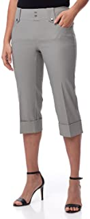 Rekucci Women's Ease in to Comfort Fit Modern Classic...