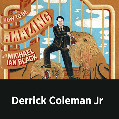 Derrick Coleman Jr. (Audible Exclusive) audiobook cover art