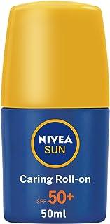 NIVEA, Sun Roll-on, Caring, SPF 50+, 50ml
