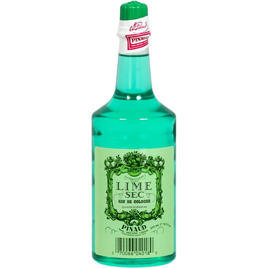 動作協会眉CLUBMAN Lime Sec Eau de Cologne, 12.5 oz (並行輸入品)