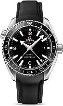 Omega Planet Ocean Black Dial Black Rubber Mens Watch 232.32.44.22.01.001