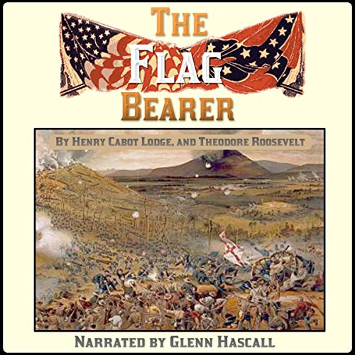 The Flag-Bearer audiobook cover art