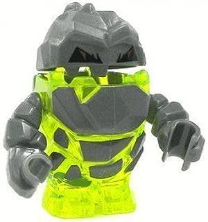 LEGO Rock Monster Sulfurix (Trans-Neon Green) Power Miners Minifigure