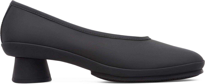 Camper Womens Alright Mugello Black Lightweight Comfort Low Heel shoes Size