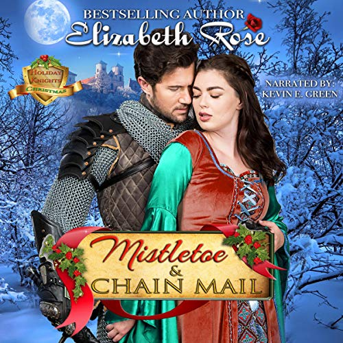 Mistletoe and Chain Mail: (Christmas) audiobook cover art