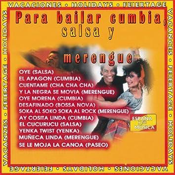 Para Bailar Cumbia, Salsa y Merengue