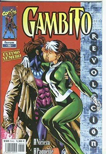 Gambito volumen 3 numero 16 (final coleccion)