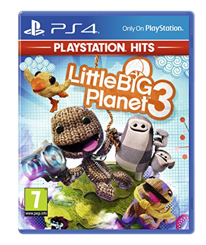 LittleBigPlanet 3 PlayStation Hits - PlayStation 4 [Importación inglesa]