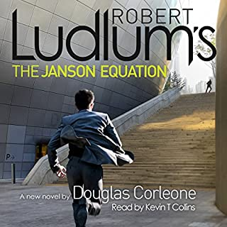 Robert Ludlum's The Janson Equation cover art