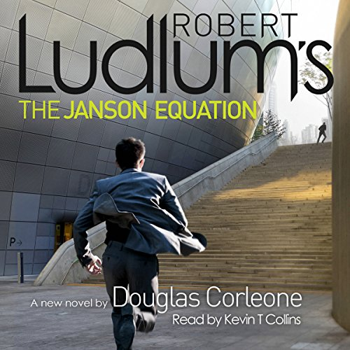 Robert Ludlum's The Janson Equation audiobook cover art