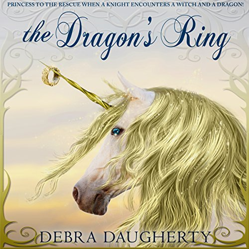 The Dragon's Ring audiobook cover art