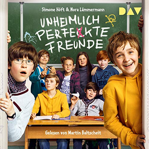 Unheimlich perfekte Freunde                   By:                                                                                                                                 Simone Höft                               Narrated by:                                                                                                                                 Martin Baltscheit                      Length: 3 hrs and 31 mins     Not rated yet     Overall 0.0