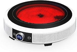 Induction haute puissance sauté électrique maison cuisinière vitrocéramique cuisinière cuisinière à thé électrique mini fo...