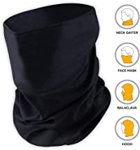 12-in-1 Headwear - UPF 30 Versatile Outdoors & Daily Headwear - Wear as a Bandana, Headband, Neck Gaiter, Balaclava, Helmet Liner, Mask. Moisture Wicking Microfiber for Fishing & Hiking