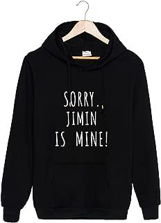 BTS Unisex Sweatshirt Hoodie Bangtan Boys Jimin Suga V Sweater