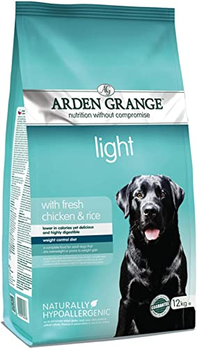 Arden Grange Adult Light with Fresh Chicken and Rice, 12 kg product image