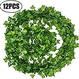 Zoom IMG-1 pianta artificiale edera rampicante ghirlanda