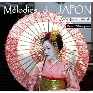 Mélodies du Japon