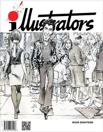 Illustrators: Quarterly: 18