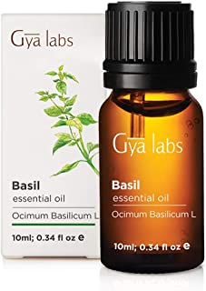 Best sweet basil oil Reviews
