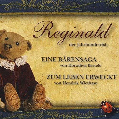 Reginald, der Jahrhundertbär cover art