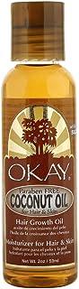 Okay Coconut Oil, 2 oz