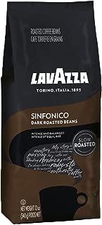 New Lavazza Whole Bean Coffee 12oz bags (Sinfonico, 2 Bags)