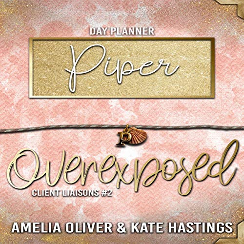 Overexposed audiobook cover art