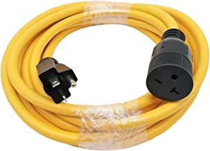 Parkworld NEMA 6-20 Extension Cord 6-20P to 6-20R (T Blade Female Also for 6-15R Adapter) 250V, 20A, 5000W