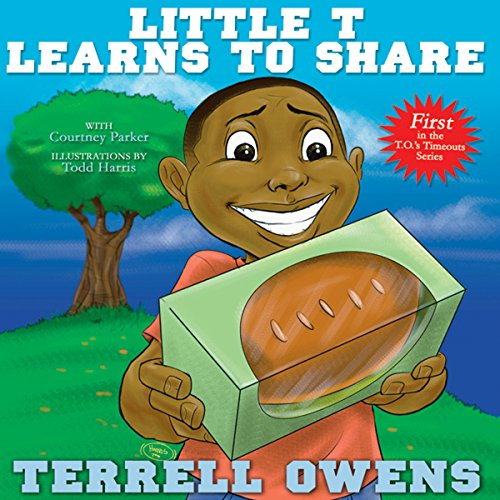Little T Learns to Share cover art