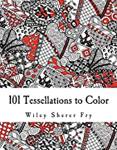 101 Tessellations to Color