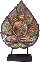 Clean and Tidy Garden Buddha Statue Decoration, Buddha Statue Arranging Ornaments Zen Outdoor Garden Decoration Desktop Bu...