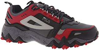 Fila Men's Oakmont TR Leather Retro Inspired Hiking Sneaker Shoes