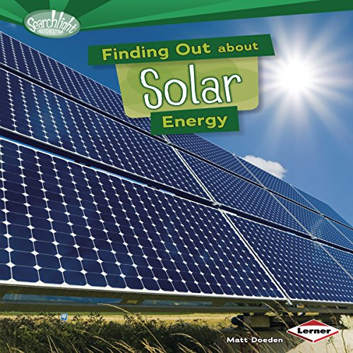 Finding Out About Solar Energy copertina