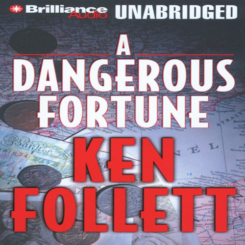 A Dangerous Fortune cover art