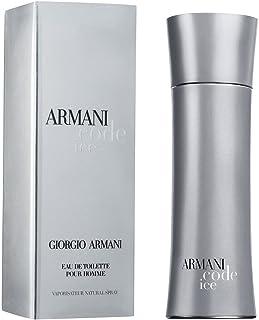 Armani Code Ice By GIORGIO ARMANI FOR MEN 4.2 oz Eau De Toilette Spray