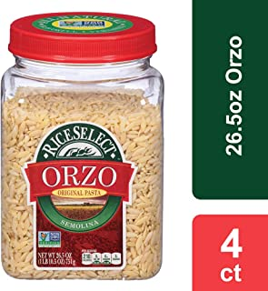 Best is orzo rice gluten free Reviews